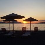 Sunset in Pefki - Evia Island