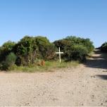 Muntele Athos - Traseu spre grota Sfantului Athanasie Athonitul