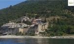 Muntele Athos -Drum cu ferry boat-ul spre portul Dafni