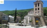 Muntele Athos - Biserica in Karies