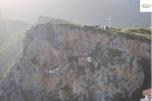 Lavre in apropierea Grotei Sfantului Athanasie