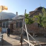 Skit in apropierea Grotei Sfantului Athanasie