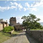 Manastirea Iviron - vedere din curtea exterioara