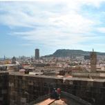 La Seu - Montjuic view