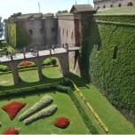 Montjuic garden