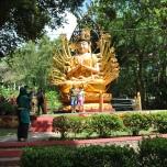Bintan Island - Senggarang village - Chinese Park