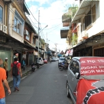Tanjung Pinang streets