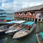 Tanjung Pinang port