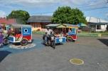 Penyengat Island - local transport